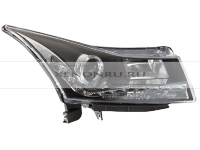 Фары на Chevrolet Cruze LED DRL SNG
