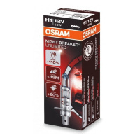 Лампа H1 OSRAM Night Breaker Unlimited +110%